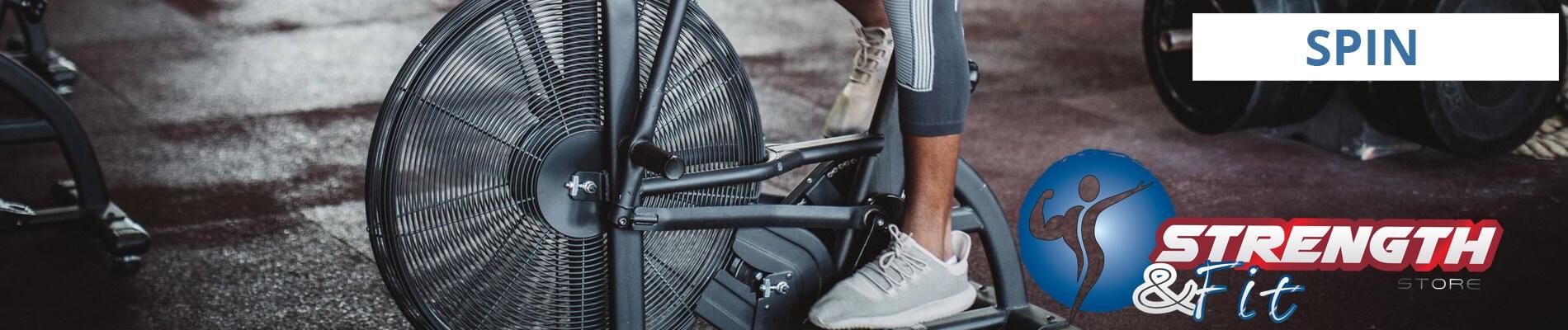 Spin Bikes (Ποδήλατα Ταχύτητας)