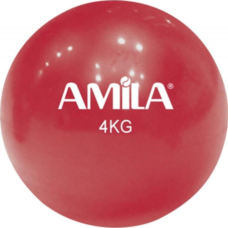 Μπάλα Γυμναστικής (Toning Ball), 4kg, 16cm - 84710