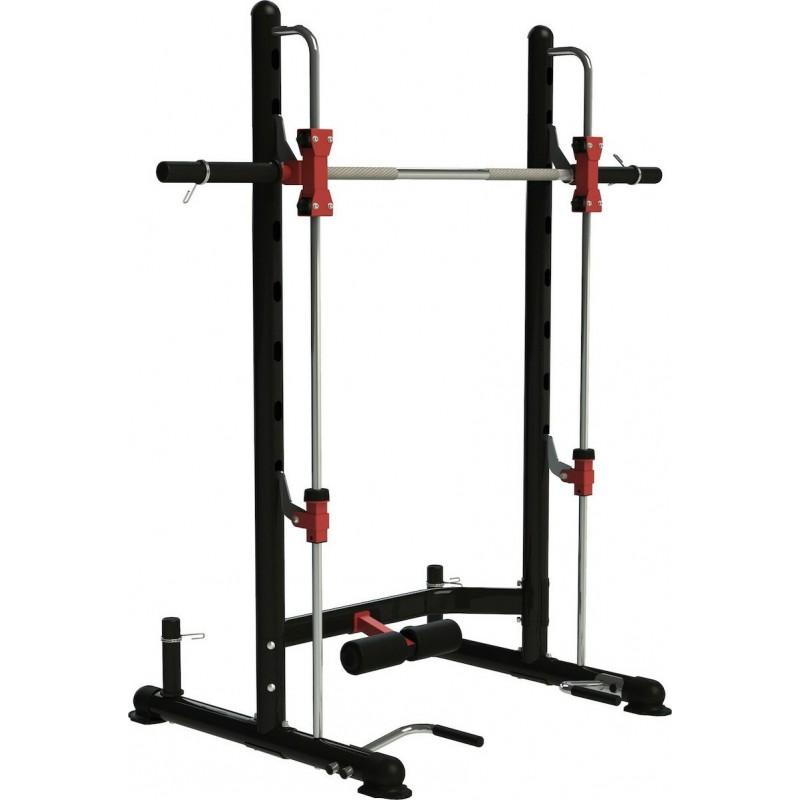 ΟΡΓΑΝΟ ΓΥΜΝΑΣΤΙΚΗΣ Compact Smith/Squat Rack (All in One) ΡΒ‑650