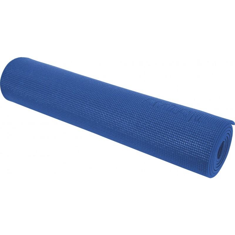 Στρώμα ΠΡΟΠΟΝΗΣΗΣ ΓΥΜΝΑΣΤΙΚΗΣ ΓΙΟΓΚΑ ΜΠΛΕ Yoga GYM mat EXERCISE 860gr blue amila 81705