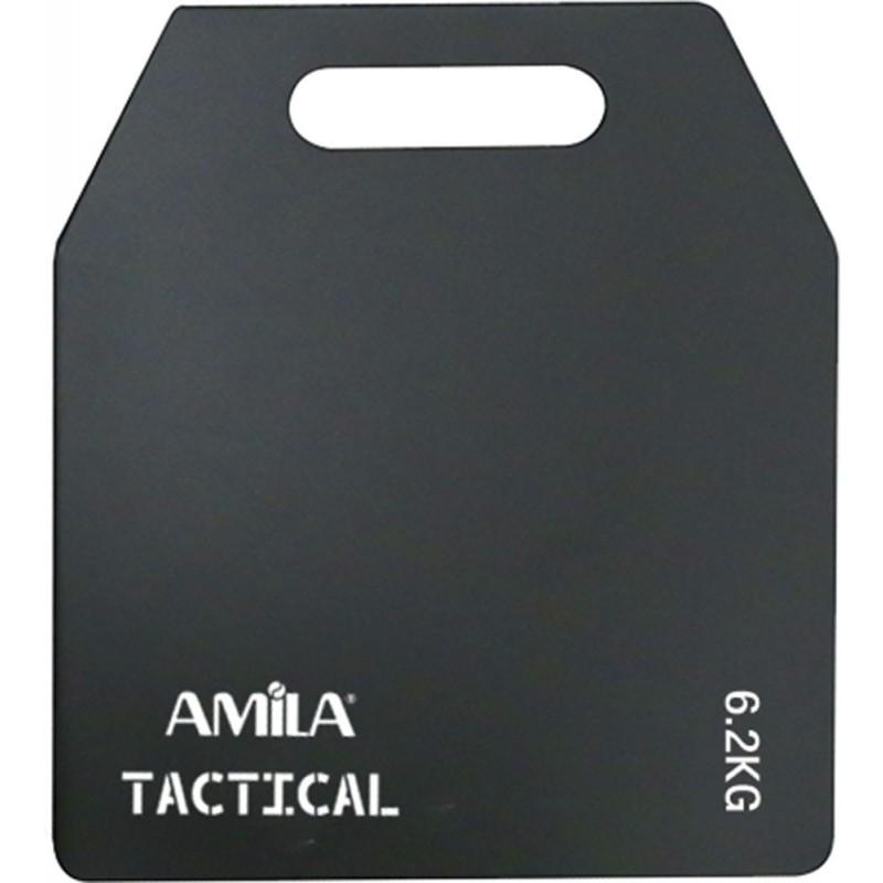 Πλάκα βάρους 6,2kg για Military Vest amila 95105
