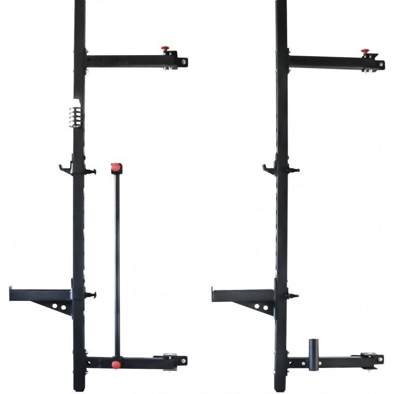 Amila Wall Mountable Foldable Squat Rack 95203 (ΕΠΙΤΟΙΧΙΟ RACK)