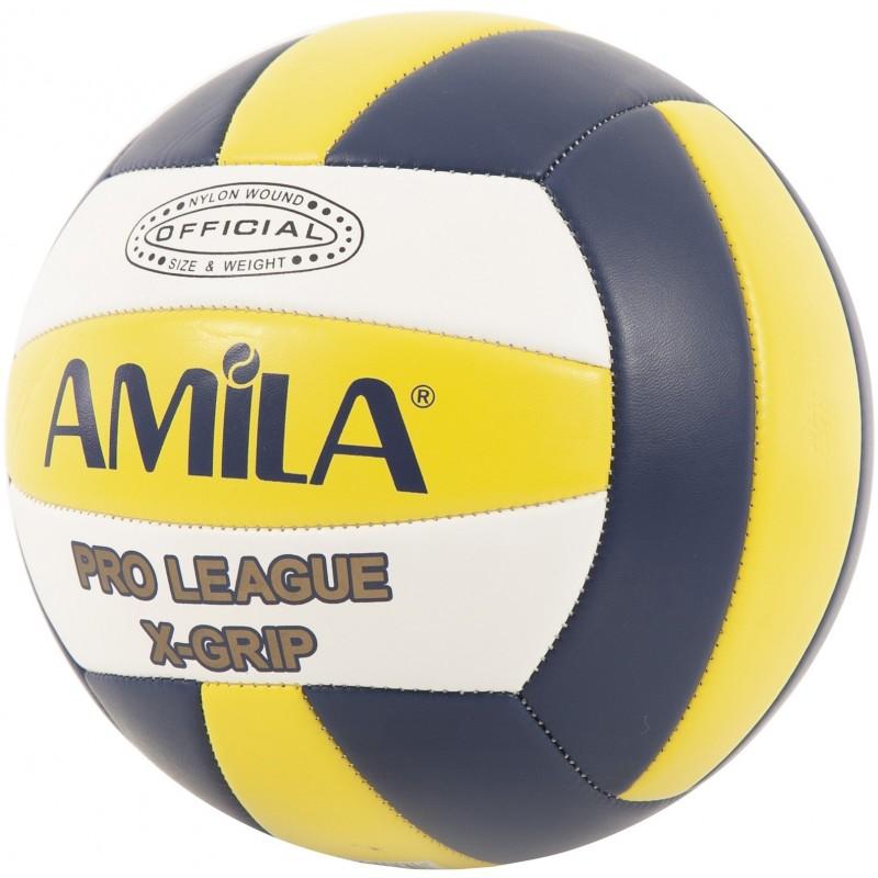 ΜΠΑΛΑ ΒΟΛΕΥ ΡΑΦΤΗ VOLLEY BALL AMILA MV5-1 41660