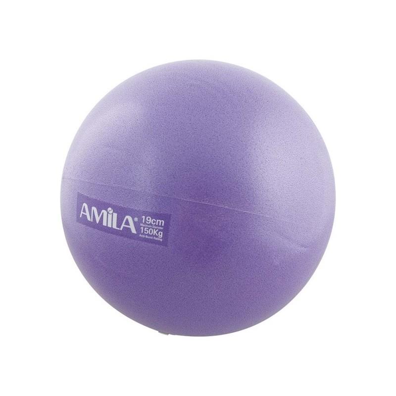 Μπάλα Pilates 25cm Μωβ 48421