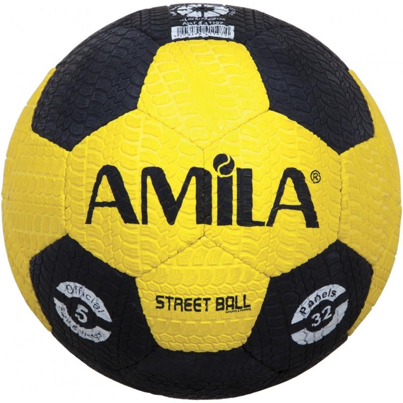 Μπάλα Ποδοσφαίρου Street AMILA Dynamo No. 5 - 41197