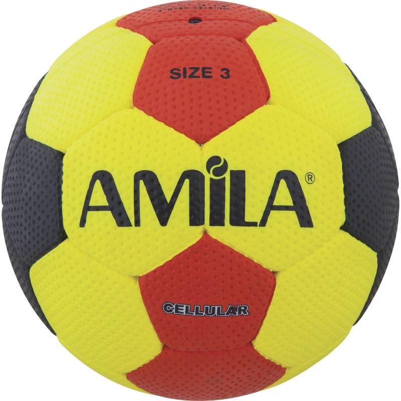 Μπάλα Handball AMILA 0HB-41323 No. 3 (57-60cm) - 41323