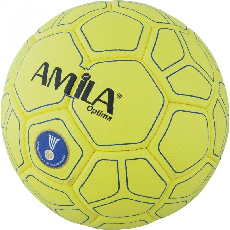 Μπάλα Handball AMILA Optima No. 3 (58-60cm) - 41337