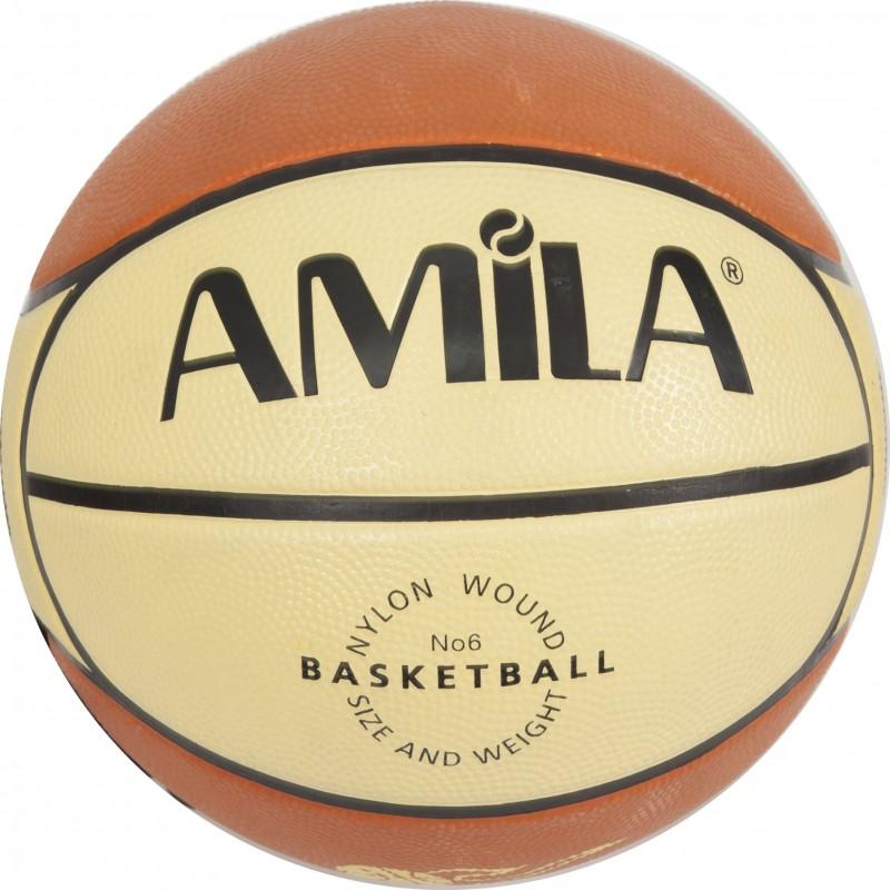 Μπάλα Basket AMILA RB No. 6 - 41489