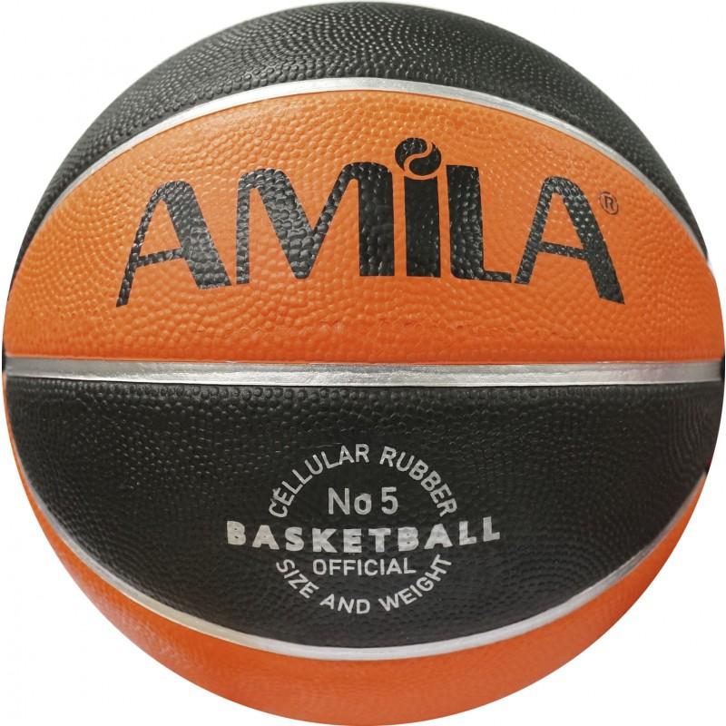 Μπάλα Basket AMILA 0BB-41502 No. 5 - 41502
