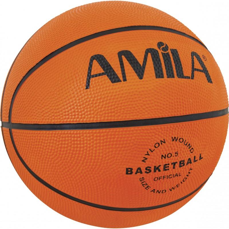 Μπάλα Basket AMILA RB5101 Νο. 5 - 41505