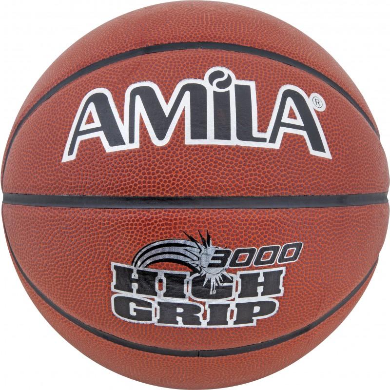 Μπάλα Basket AMILA HG3000 No. 7 - 41508