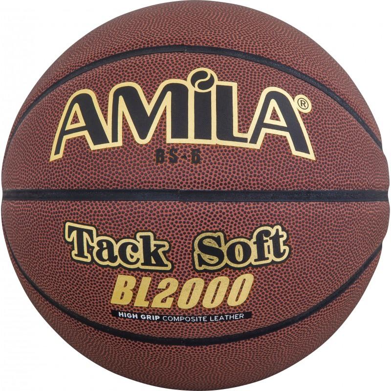 Μπάλα Basket AMILA BL2000 No. 6 - 41646