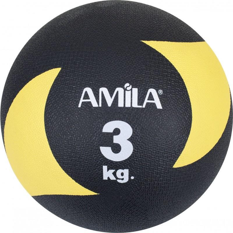 ΜΠΑΛΑ ΠΡΟΠΟΝΗΣΗΣ ΑΣΚΗΣΕΩΝ ΓΥΜΝΑΣΤΙΚΗΣ Medicine Ball 3kg 44637