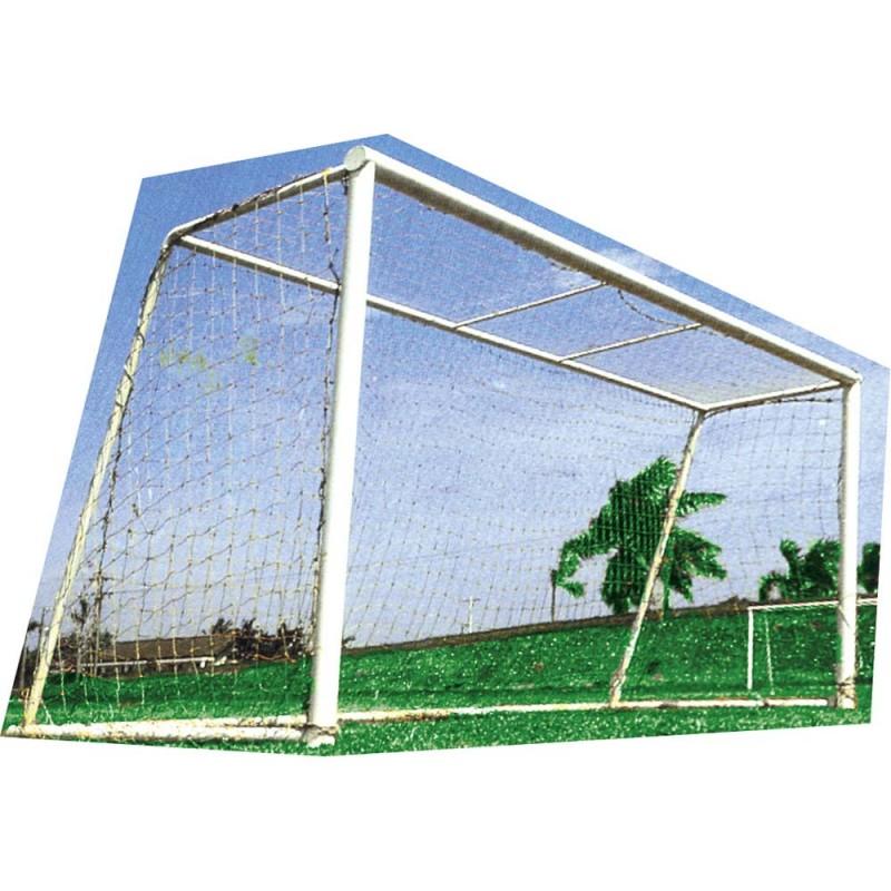 Δίχτυ Ποδοσφαίρου Πλεχτό 3mm (Ζεύγος) - 44906