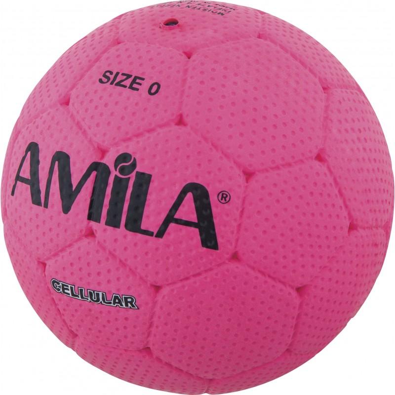 Μπάλα ΧΑΝΤΜΠΑΛ HANDBALL Cellular 47-50cm 41324 AMILA