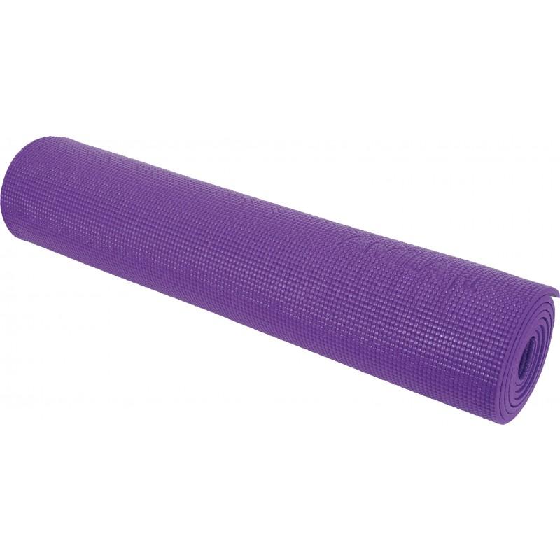 Στρώμα ΓΥΜΝΑΣΤΙΚΗΣ ΠΡΟΠΟΝΗΣΗΣ ΑΣΚΗΣΕΩΝ ΓΙΟΓΚΑ ΜΑΤ Yoga MAT 1100gr 173x61cm x 6mm Μωβ amila 81707