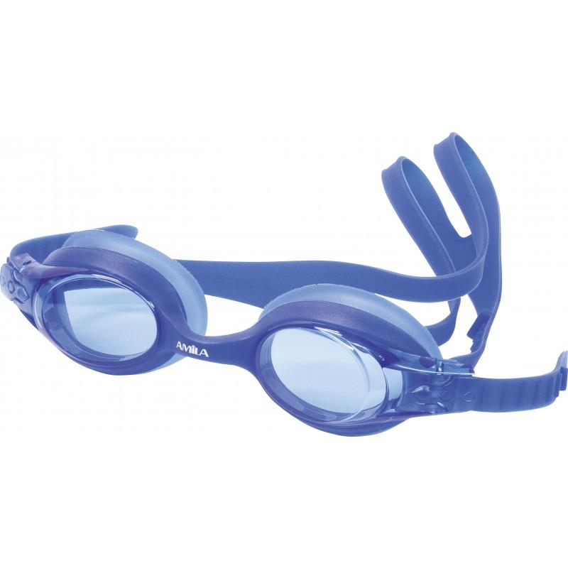 Παιδικά Γυαλιά Κολύμβησης AMILA SIL20AF Μπλε - 47139