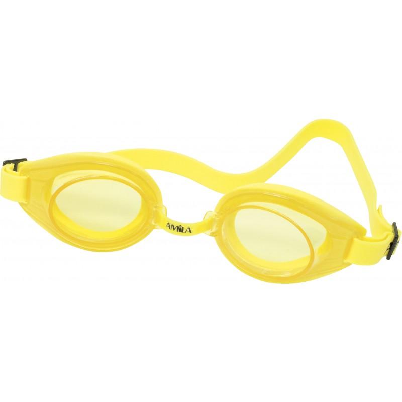 Γυαλιά Κολύμβησης AMILA 522AF Κίτρινα - 47144