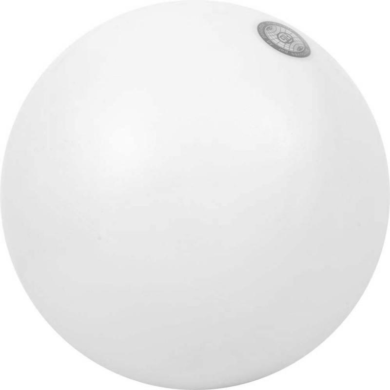 Μπάλα Ρυθμικής Γυμναστικής 16,5εκ Λευκό - 47969