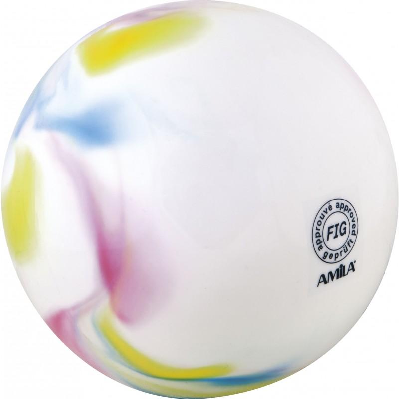 Μπάλα ρυθμικής γυμναστικής, 19cm, FIG Approved - 48211