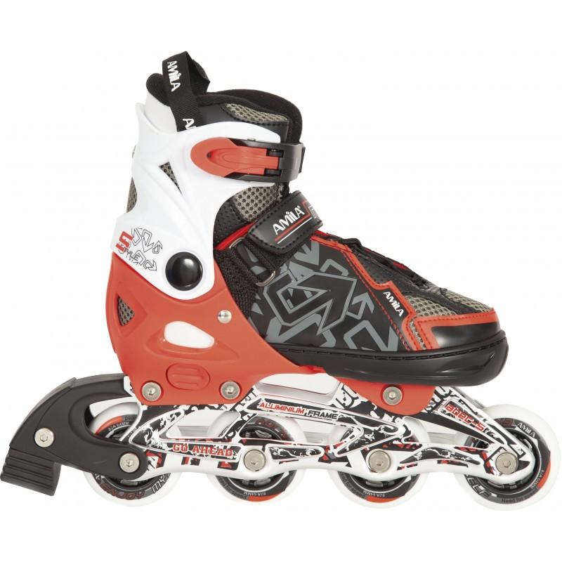 ΠΑΤΙΝΙΑ ROLLER In-Line Skate Αλουμινίου 37-40 - 48916