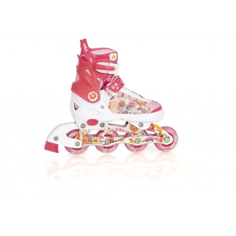 ΠΑΤΙΝΙΑ ROLLER In-Line Skate Αλουμινίου 37-40 - 48919
