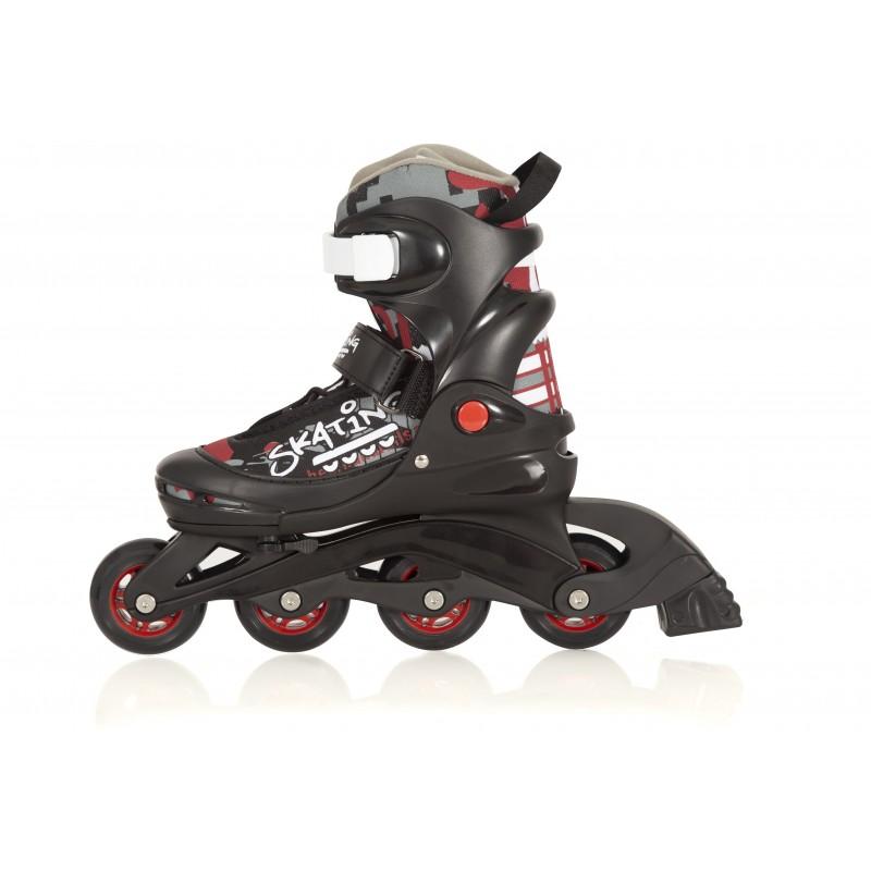 ΠΑΤΙΝΙ In-Line Skate ROLLER Πλαστικά 34-37 AMILA 48927