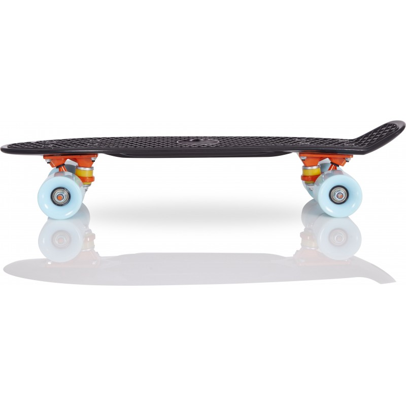 "Skateboard Plastic AMILA 22"" BlackSky - 48942"