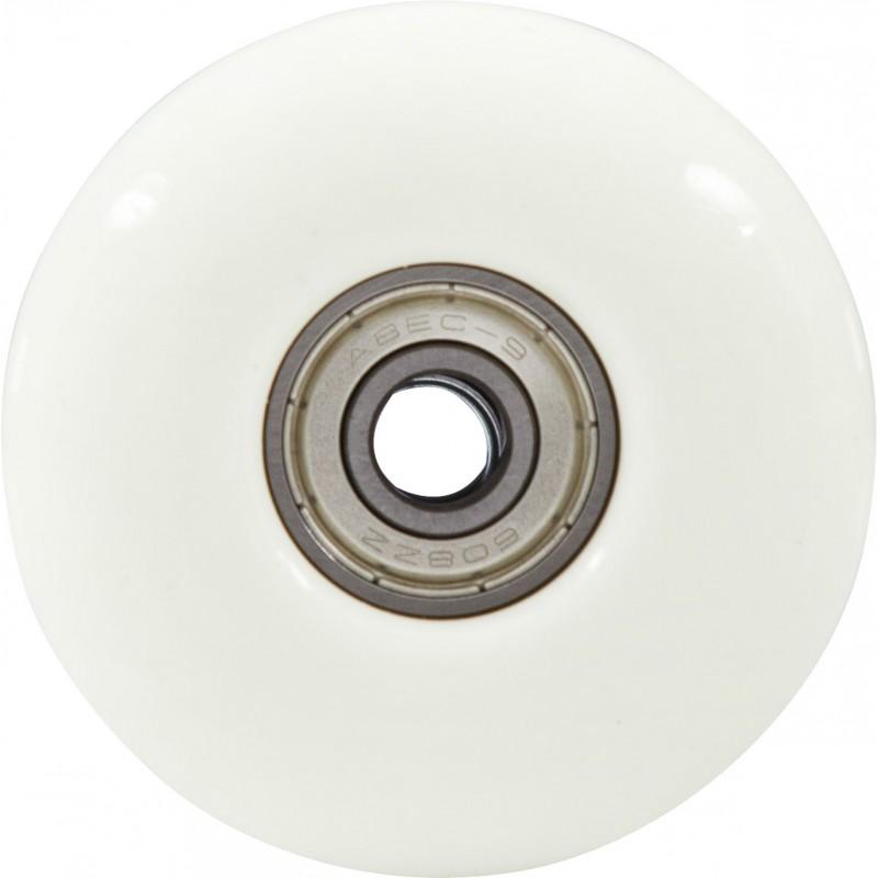 Σετ Χυτές Ρόδες Skateboard με Ρουλεμάν ABEC-9 - 49094