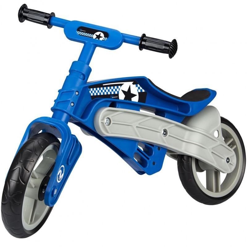 Ποδήλατο Ισορροπίας Παιδικό N-Rider (Μπλε) - 52LA-BLG