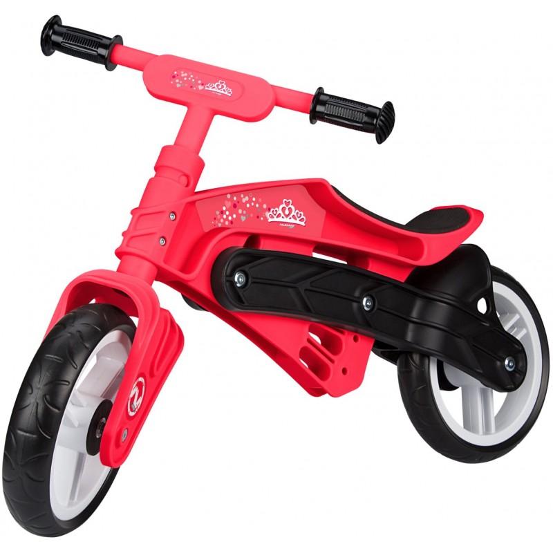 Ποδήλατο Ισορροπίας Παιδικό N-Rider (Ροζ) - 52LA-ROZ