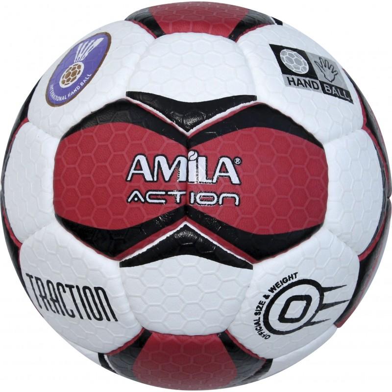 Μπάλα ΧΑΝΤΜΠΟΛ Handball 0 46-48 cm 41325 AMILA