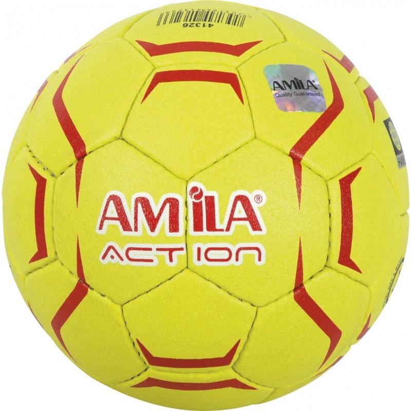 Μπάλα ΧΑΝΤΜΠΑΛ HANDBALL no.1 50-52 cm 41326 AMILA