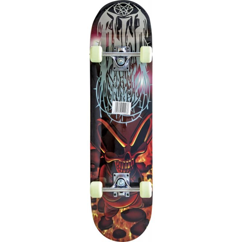 ΤΡΟΧΟΣΑΝΙΔΑ ΠΑΤΙΝΙ Skateboard Basic 48937