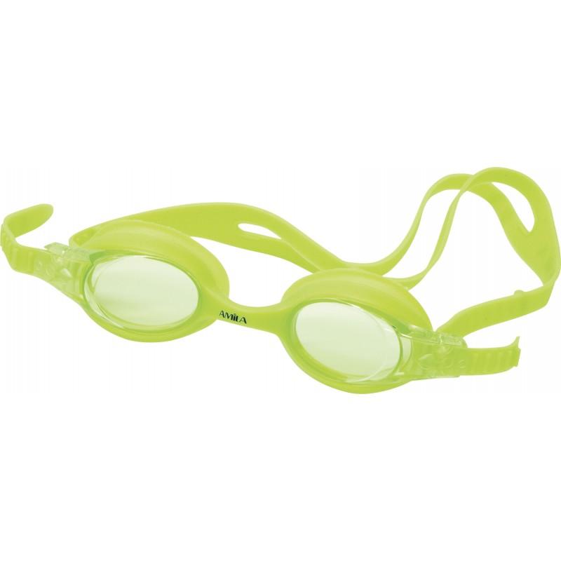 Παιδικά Γυαλιά Κολύμβησης AMILA SIL20AF Πράσινα 47165