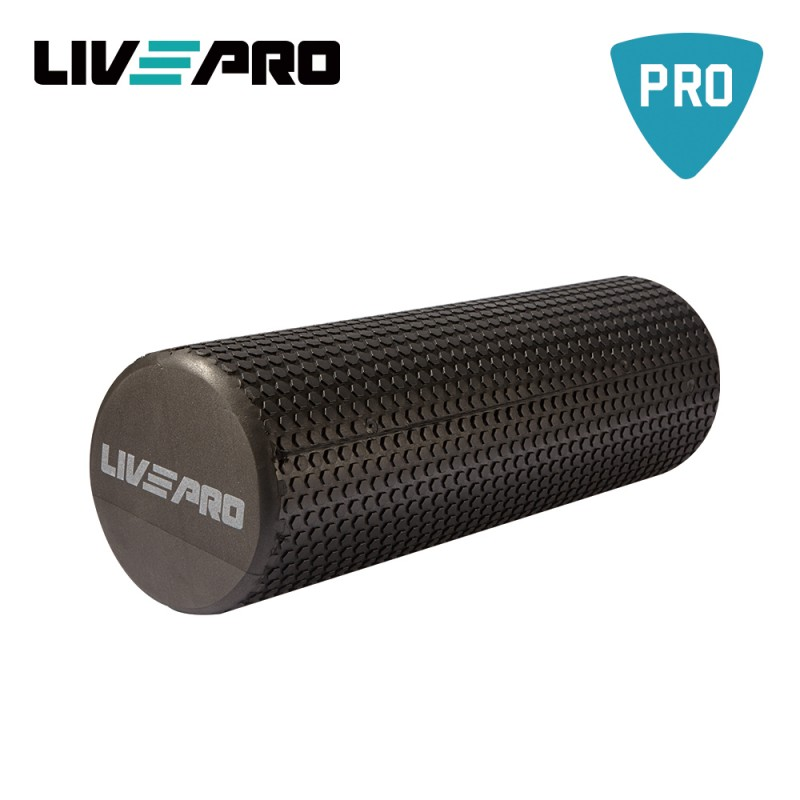 Live Pro Υψηλής Πυκνότητας Eva Foam Roller (45cm) - Β-8230-45  ΚΥΛΙΝΔΡΟΣ ΙΣΟΡΡΟΠΙΑΣ