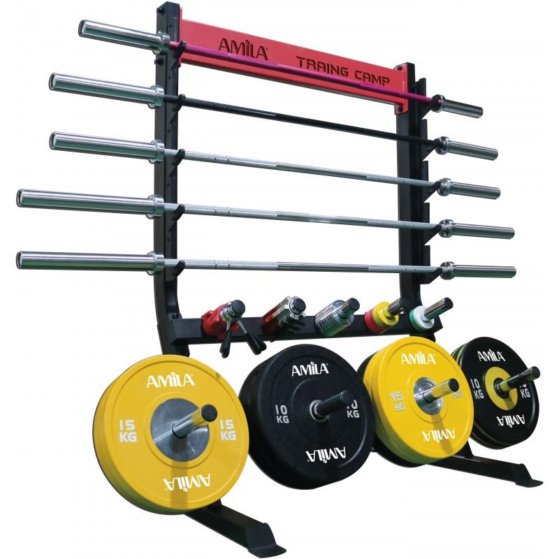 Rack για Μπάρες και Δίσκους - 91351
