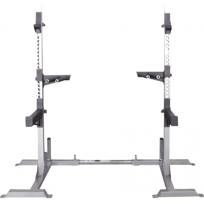 Adustable width squat stand - 93705