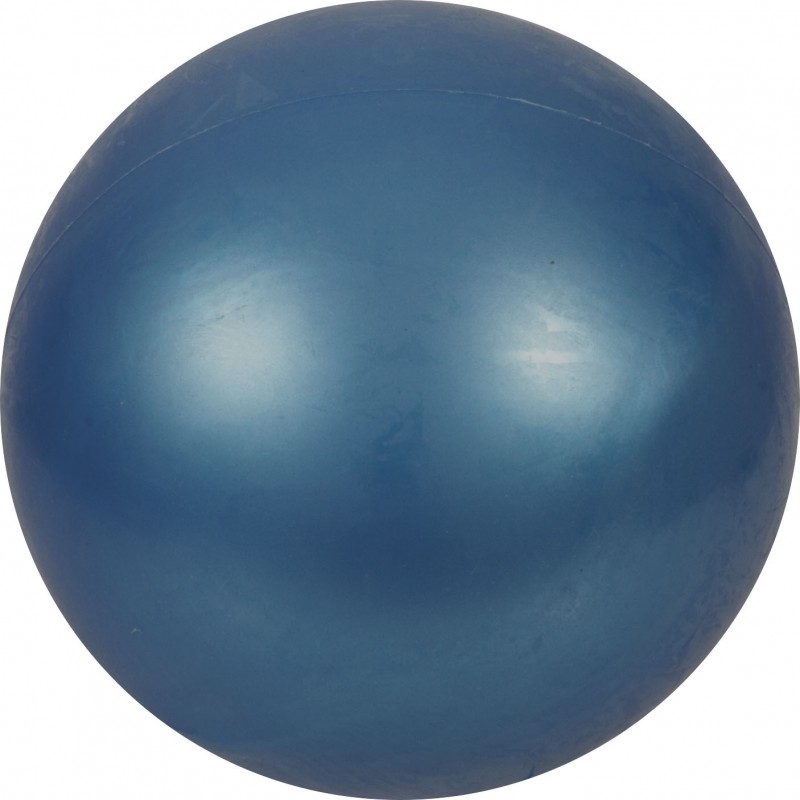 Μπάλα Ρυθμικής Γυμναστικής 19cm FIG Approved, Μπλε με Strass - 98936