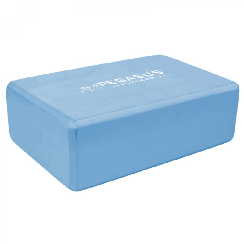 Pegasus® Τουβλάκι Yoga EVA (Μπλε) - B-3042BL