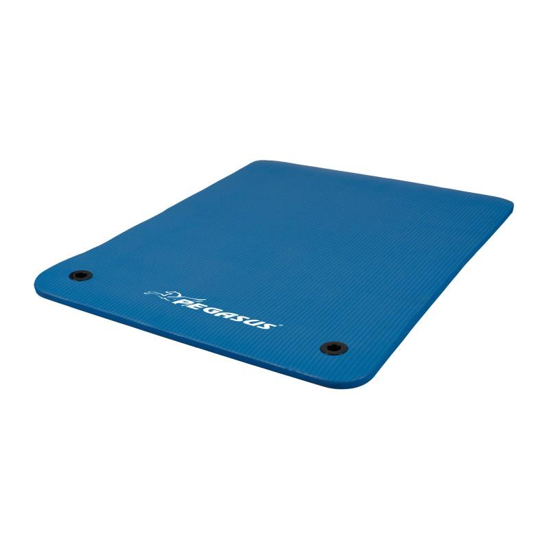 Pegasus® Ταπέτο NBR με Κρίκους (183x61x1.5 cm) Μπλε - Β-3016-15