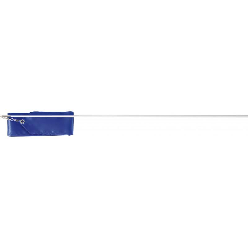 Κορδέλα ρυθμικής γυμναστικής  5m μπλε κατάλληλη για αθλητική χρήση 47996