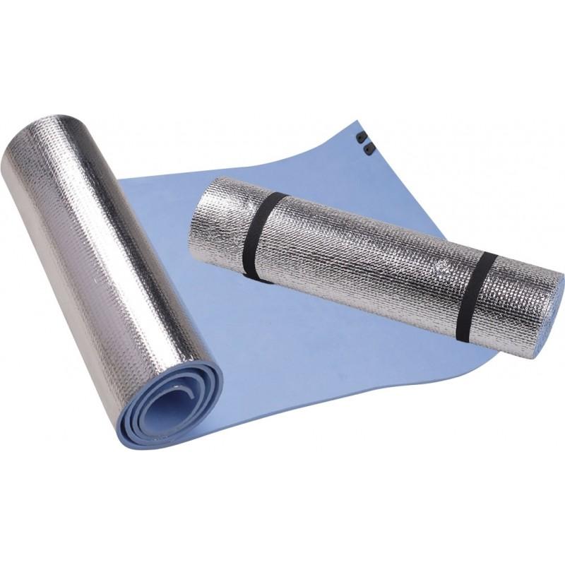 στρωμα CAMPING ΠΡΟΠΟΝΗΣΗΣ ΓΥΜΝΑΣΤΙΚΗΣ με επίστρωση αλουμινίου 1800x500x8mm ESCAPE AMILA 11719