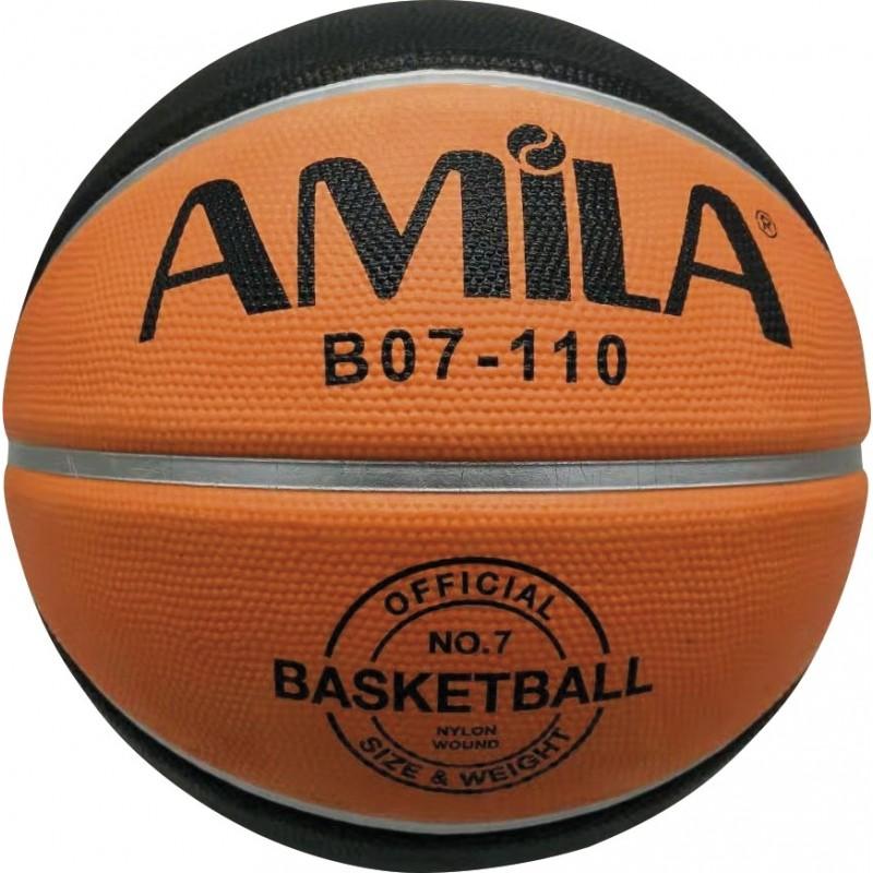 Μπάλα Basket AMILA B07-110 No. 7 - 41461