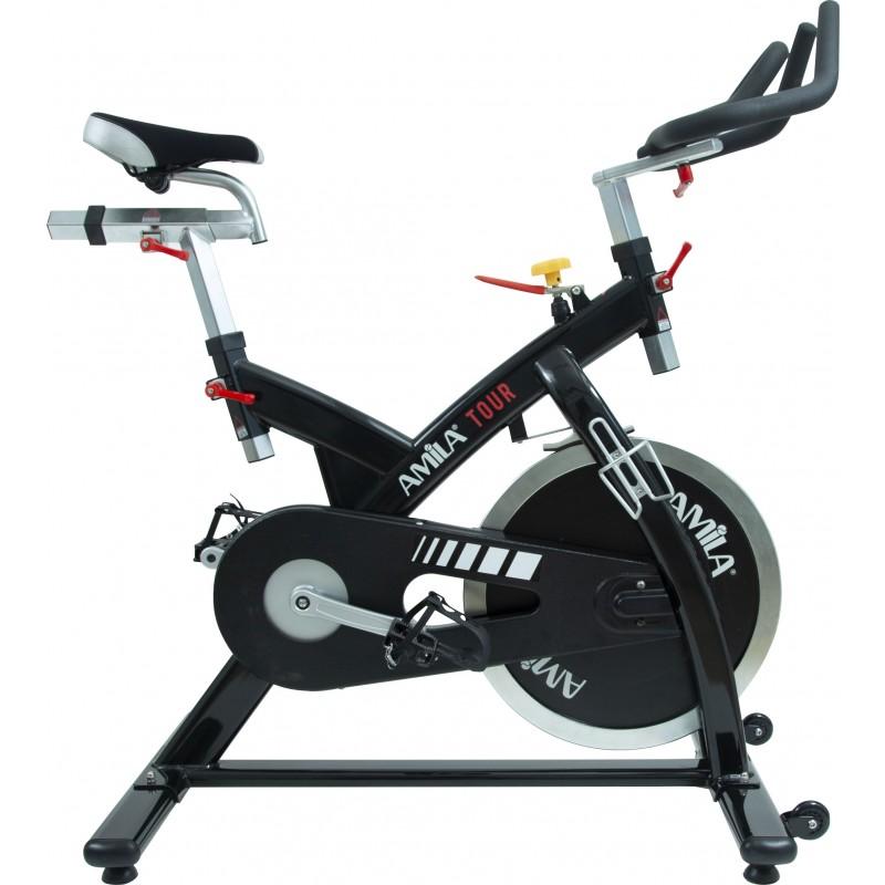 Ποδήλατο ΓΥΜΝΑΣΤΙΚΗΣ Spinning  Spin AMILA Cycle Tour 43348