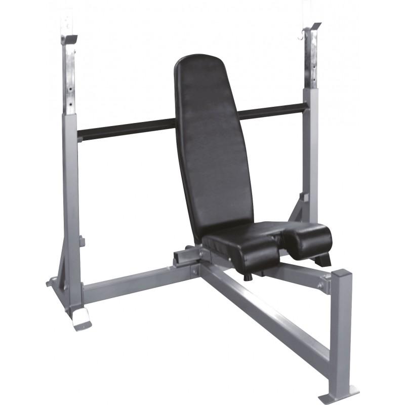 Adjustable olympic bench press - 93704