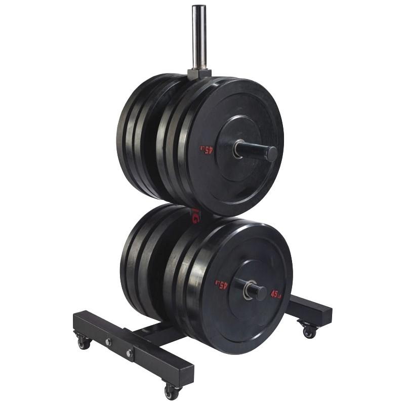 Βάση Δίσκων (για δίσκους) 43936 Weight Stand Βαρών (για βάρη) Amila