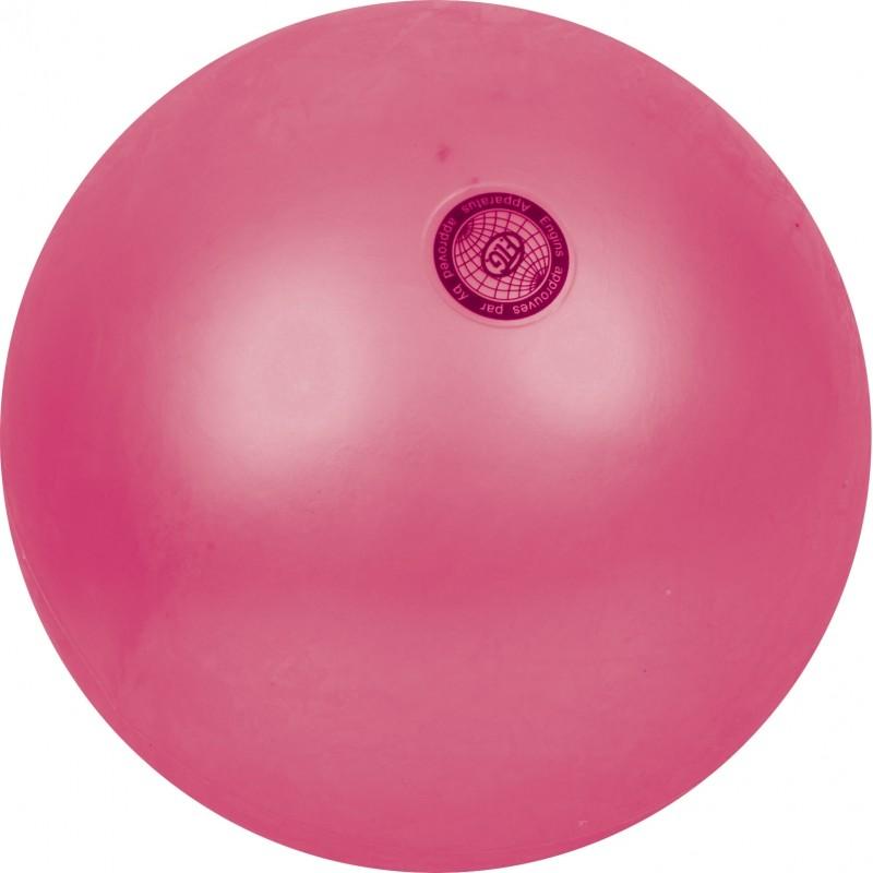 Μπάλα ρυθμικής γυμναστικής ΡΟΖ 16,5cm 47964 AMILA