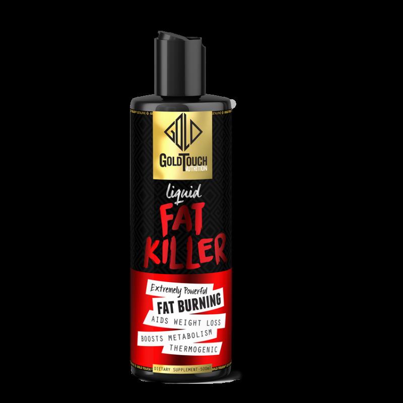 Fat Killer Liquid Gel(500ml) Λιποδιαλύτης- GoldTouch Nutrition