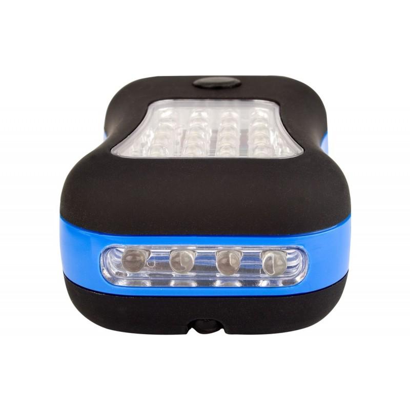 Φωτάκι LED camping 2 σε 1 (μπλε) - 21IM-BLZ
